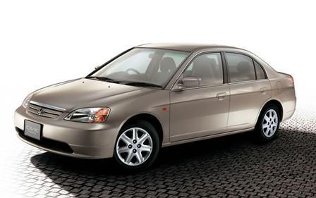 Honda c ivic ferio 0 1 05