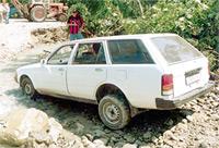 Toyota carina правый руль 2 0 diesel 74 л с 1989